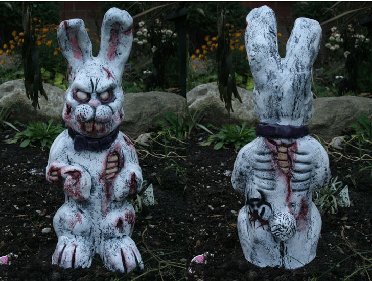 Peter Rotten Tail The Easter Zombunny