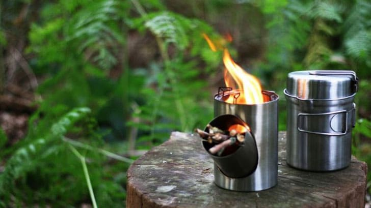 Portable Pocket Stove