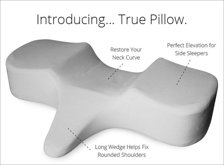 Posture Correction Pillow