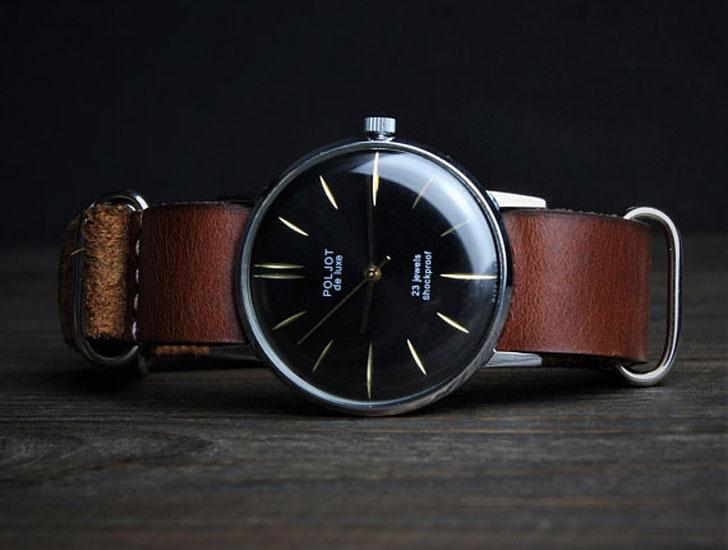 Rare Vintage Poljot Watch