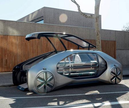 Renault's EZ-GO Car