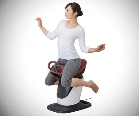 Rodeo Chair Exercise Machine