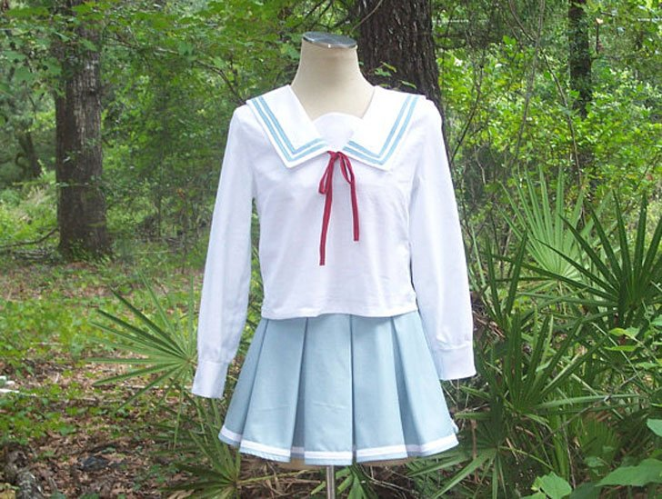 Seifuku Japanese Anime School Uniform