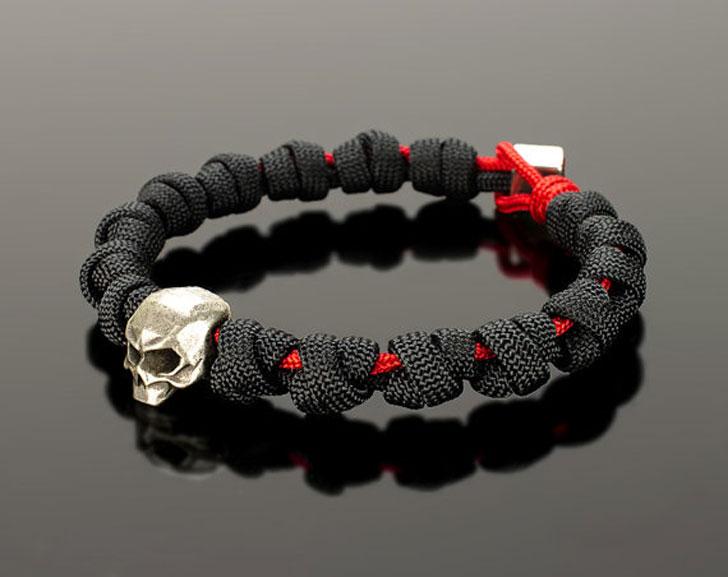 Skull Paracord Bracelet