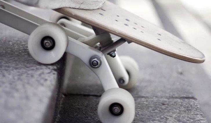 Stair-Rover Longboard