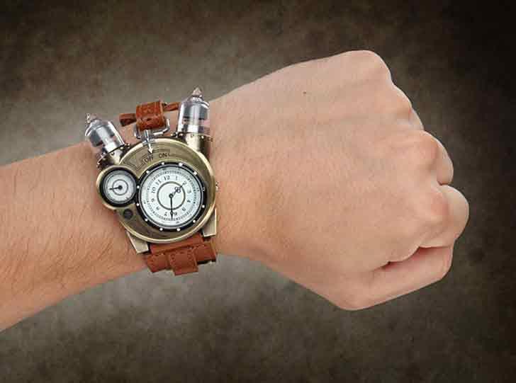 Tesla Gadget Watch