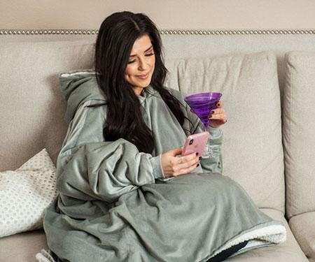 The Comfy Blanket Jumper