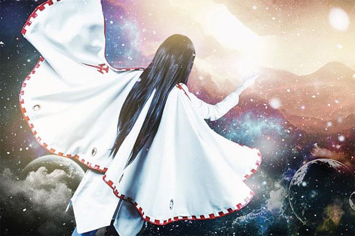 The Five Star Stories Anime Manga Costume