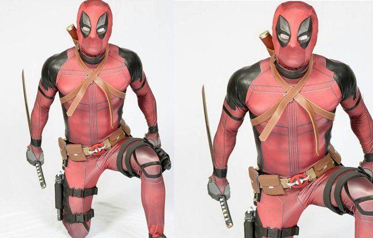 The Merc 2 Hybrid Costume