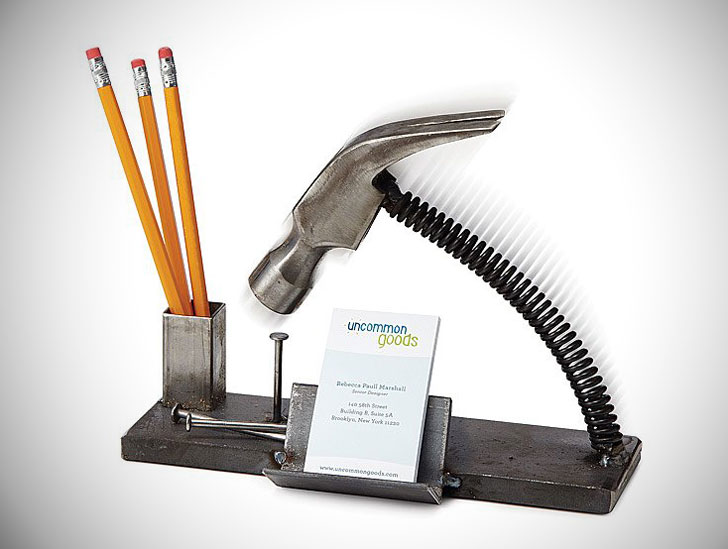 The Nailed It Desk Organizer