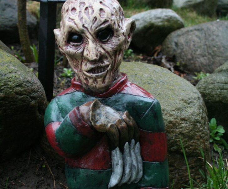 The Springwood Terror Nightmare Horror Gnome