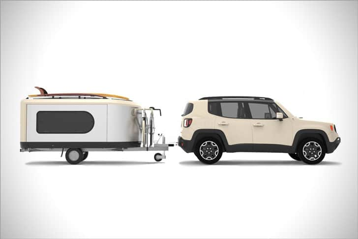 Tipoon Expanding Camper Trailer