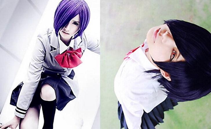 Touka Kirishima Anime Costume - anime costumes