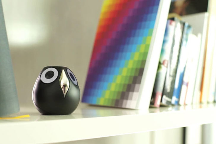 Ulo Owl Interactive Security Camera