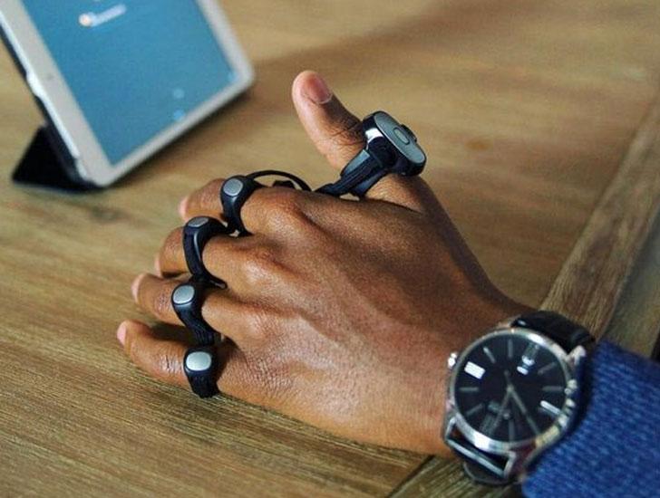 Wearable Keyboard-Mouse