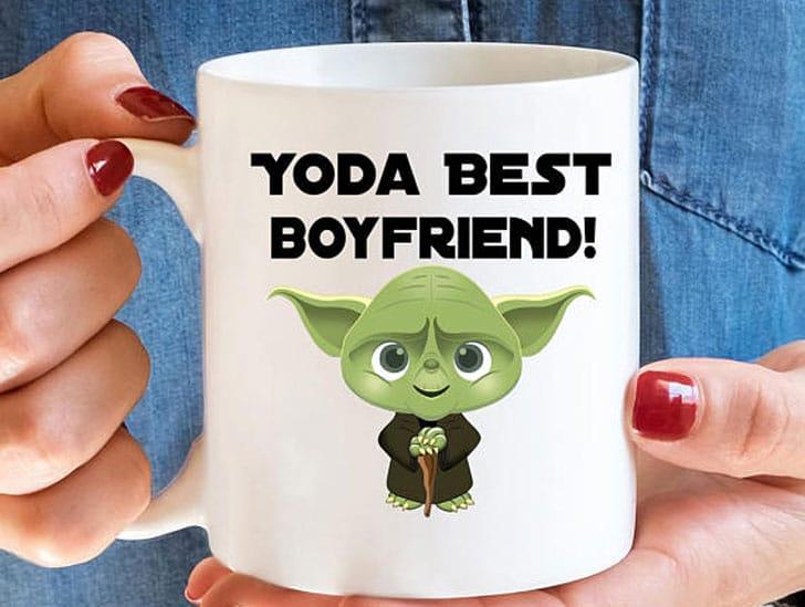 Yo Da Best Boyfriend Mug