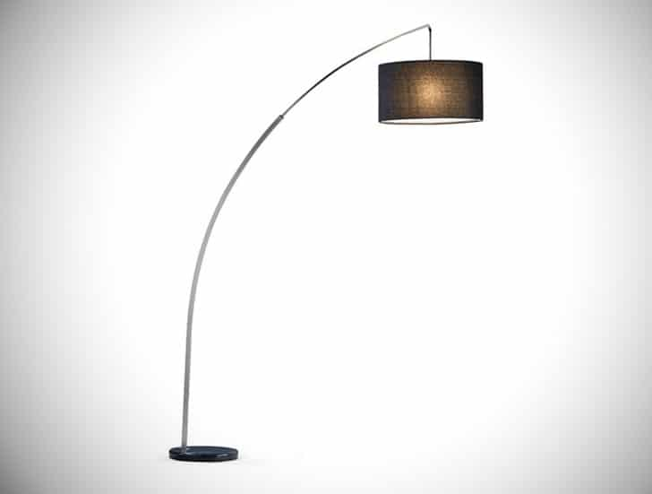 Adesso Rivington Arched Floor Lamp