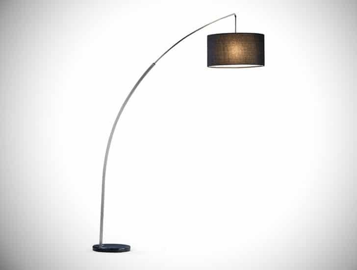 Adesso Rivington Arched Floor Lamp