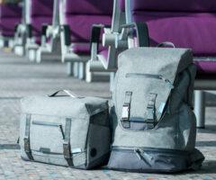 Anti-Theft Travel Backpack & Messenger Bag