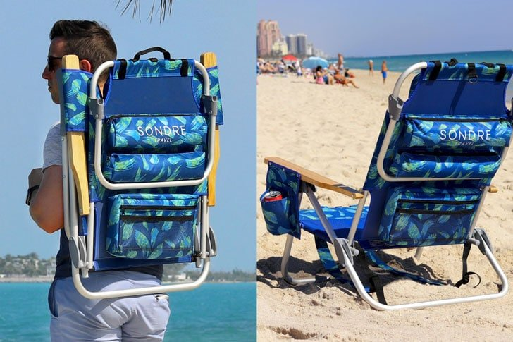 Backpack Beach Chair