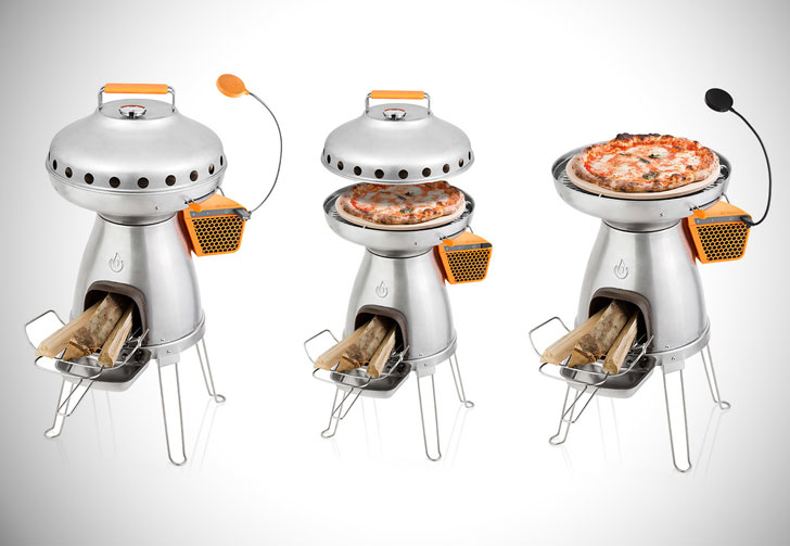 Biolite Pizzadome