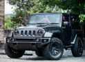 Black Hawk Jeep Wrangler