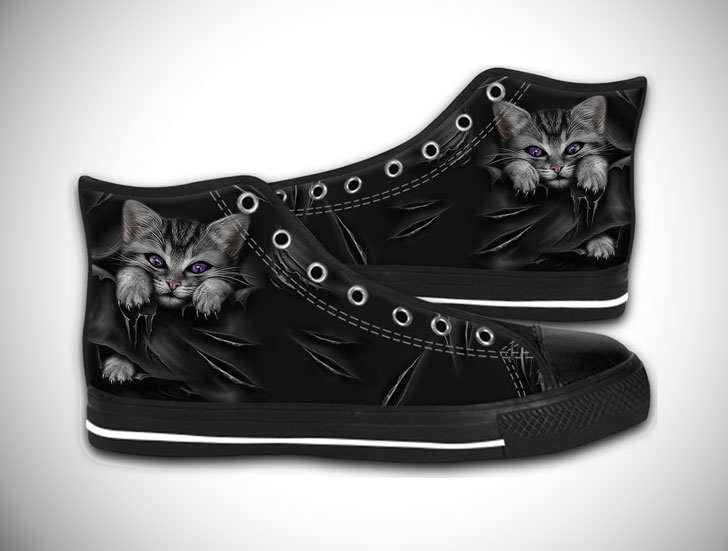 Cat Peek Sneakers