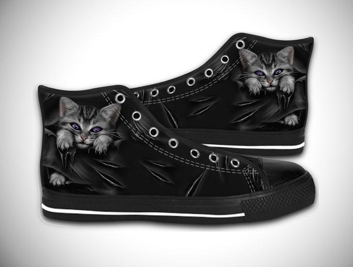 Cat Peek Sneakers