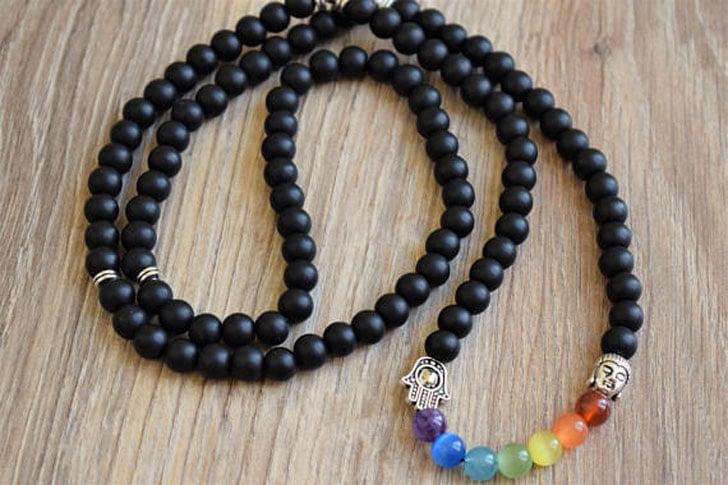 Chakra Meditation Necklace