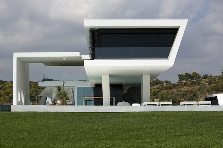 Contemporary Sustainable Villa