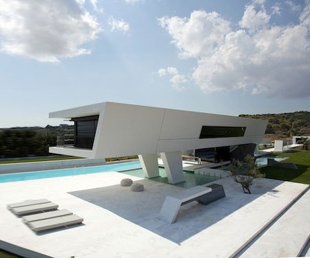 Contemporary Sustainable Villa