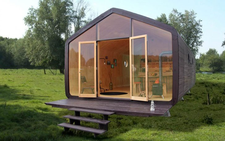 Eco-Friendly Wikkelhouse