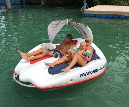 Electric-Lounge-Chair-Boat
