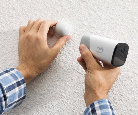EverCam Wirefree Security Camera