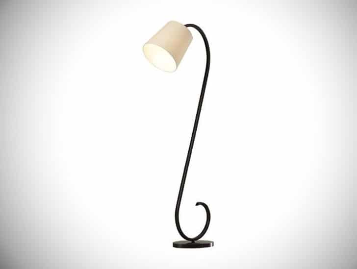 "Gladiola 56"" Arched Floor Lamp"