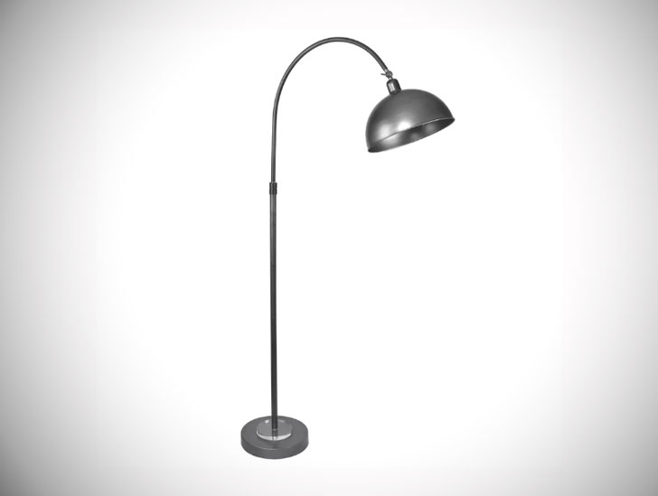 Grandview Vintage Arched Lamp