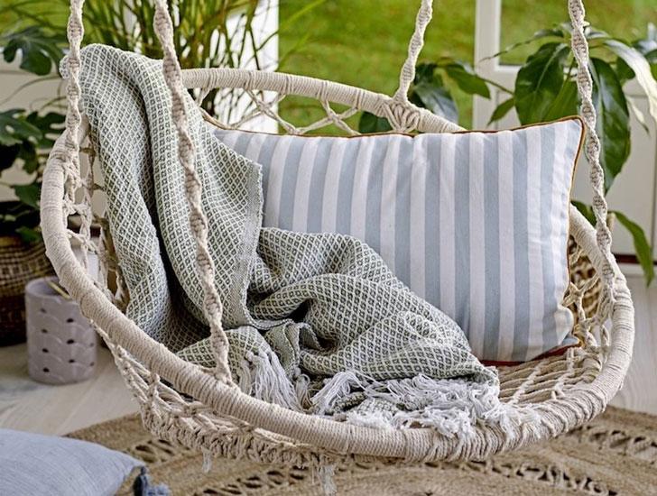 Idyllic Home Hammock Chair