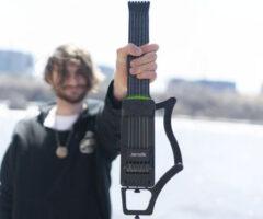 Modern MIDI Smart Guitars