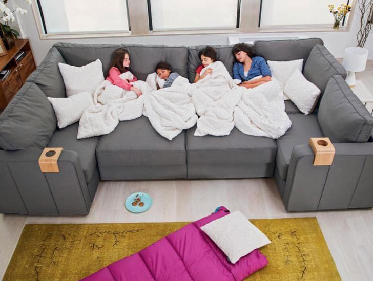 Modular Sofa Couch