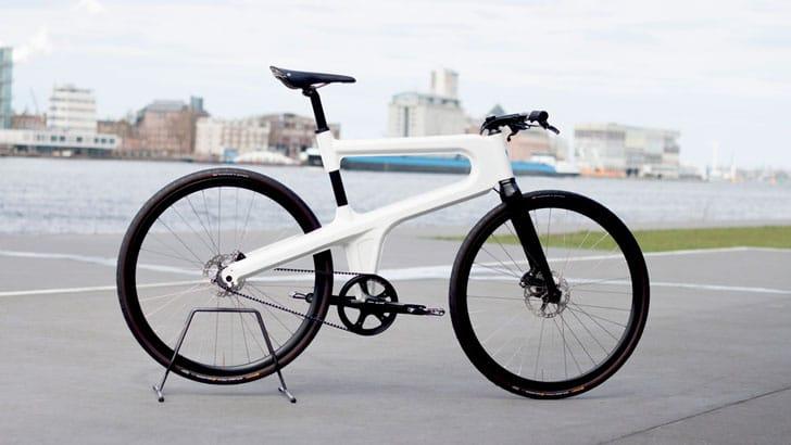 Mokumono Delta Bike