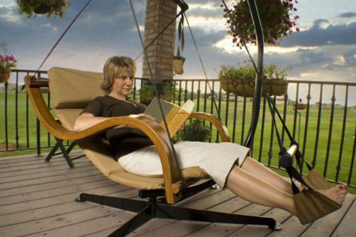 Nami Polyester Chair Hammock