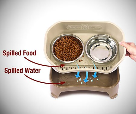 Neater Feeder Dog Feeding Station