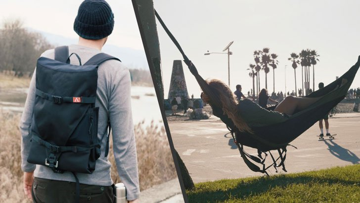 Nomad Backpack Hammock