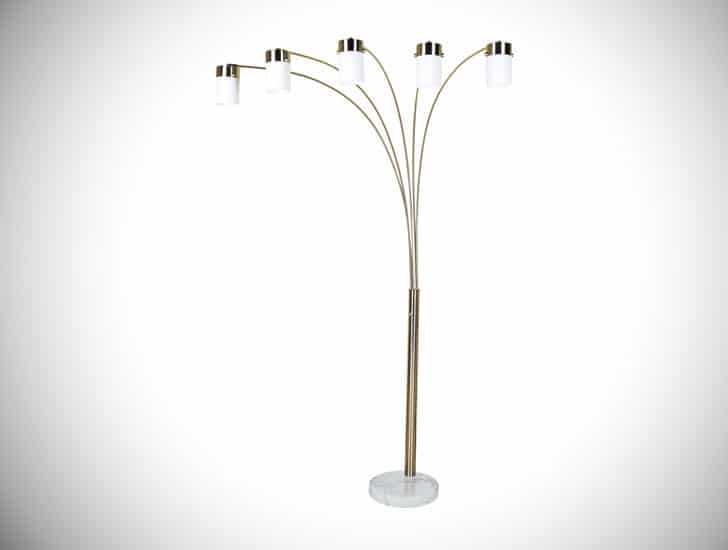 Ore International Floor Lamp