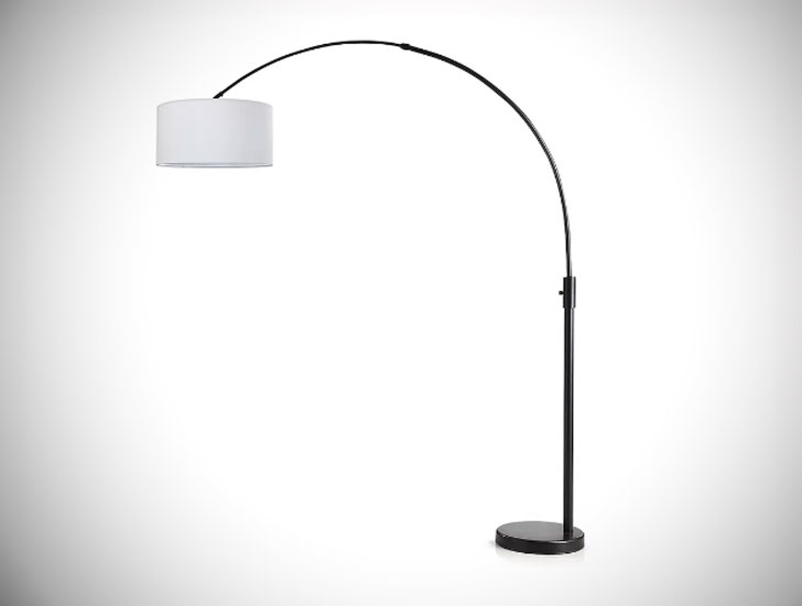 """Reed 82"""" Arched Floor Lamp"""