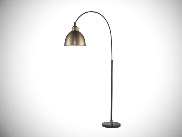 Savannah Arched Floor Lamp