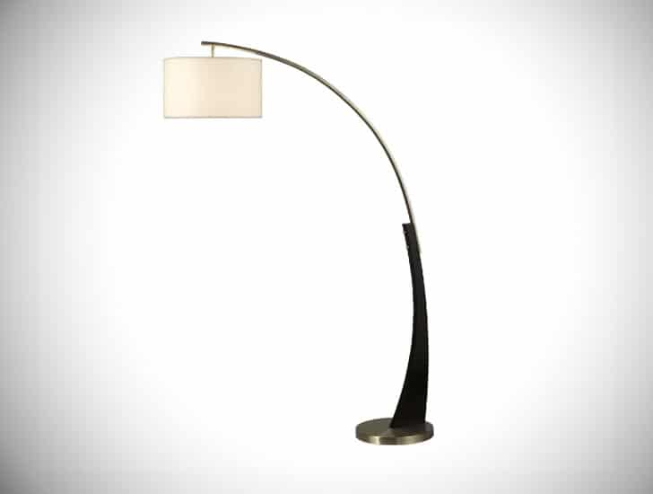 "Sawicki 60"" Arched Floor Lamp"