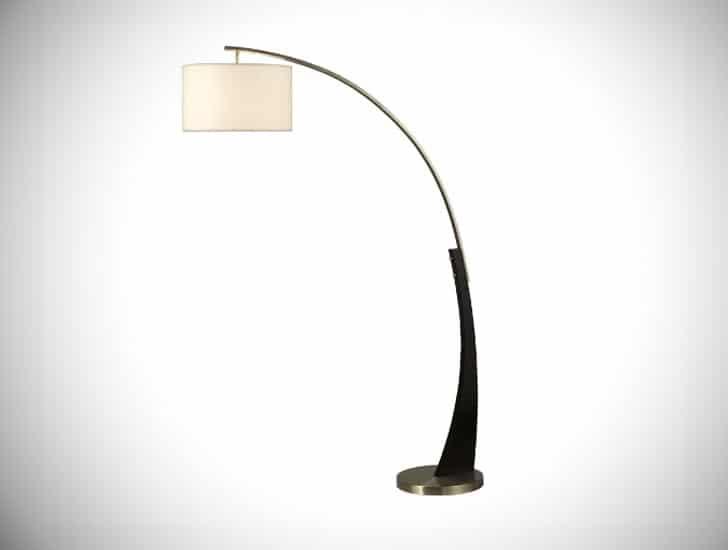 "Sawicki 60"" Arched Floor Lamp"