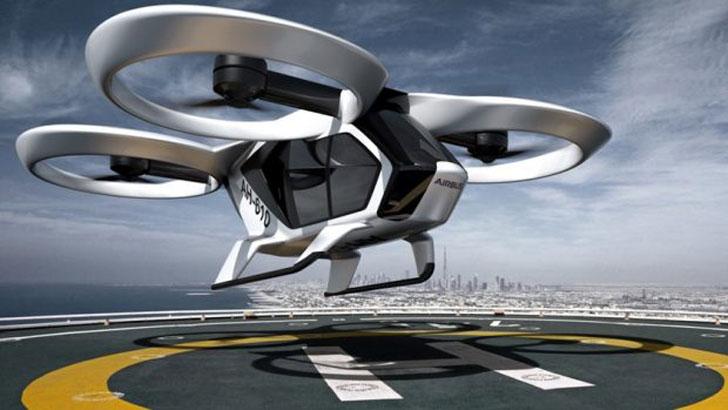 Siemens Air Taxi