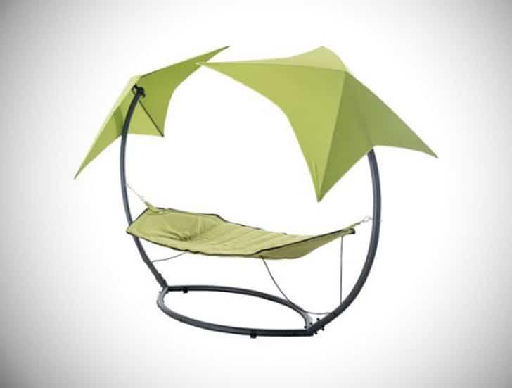 Skylight Polyester Camping Hammock